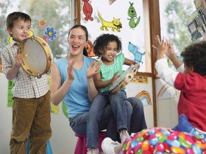 Curso Musicoterapia Infantil