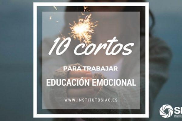 10 Cortos de animación para trabajar la educación emocional