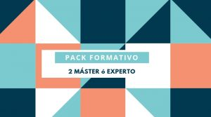 Pack de 2 Máster/Experto