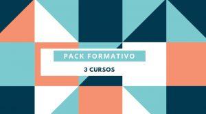 Pack de 3 cursos